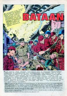 Extrait de Combat (1961) -3- The death march of Bataan