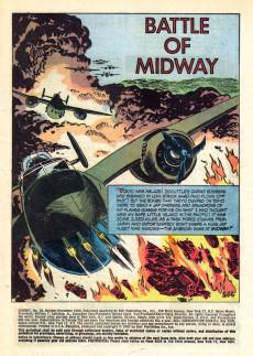 Extrait de Combat (1961) -10- Battle of Midway