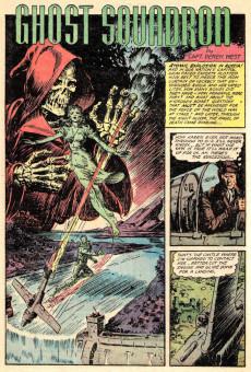 Extrait de Ghost (Fiction House - 1951) -2- I woke in terror/The four phantoms/Spies can't die