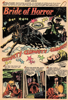 Extrait de Ghost (Fiction House - 1951) -7- The Hunters and the Haunts