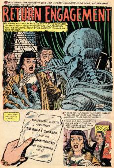 Extrait de Ghost (Fiction House - 1951) -8- Curse of the Mist-Things