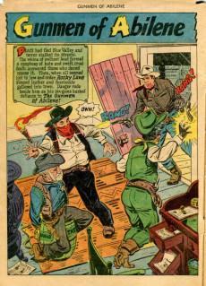 Extrait de Fawcett Movie Comic (1949/50) -7- Gunmen of Abilene