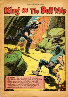 Extrait de Fawcett Movie Comic (1949/50) -8- King of the Bull Whip