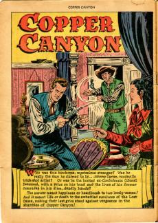 Extrait de Fawcett Movie Comic (1949/50) -2- Copper Canyon