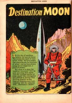 Extrait de Fawcett Movie Comic (1949/50) -3- Destination Moon