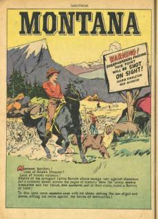 Extrait de Fawcett Movie Comic (1949/50) -4- Montana