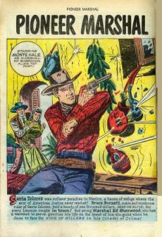 Extrait de Fawcett Movie Comic (1949/50) -5- Pioneer Marshall