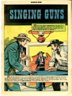 Extrait de Fawcett Movie Comic (1949/50) -6b- Singing Guns