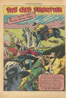Extrait de Fawcett Movie Comic (1949/50) -9- The Old Frontier
