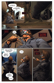 Extrait de La mort de Wolverine - Tome INT en COF