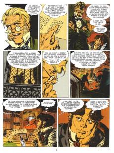 Extrait de Les grands Classiques en bande dessinée - Voyage au centre de la terre