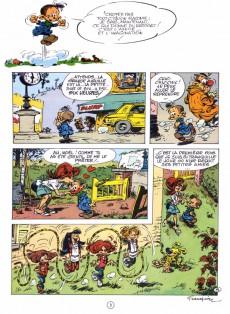 Extrait de Gaston (Hors-série) - Gaston et le Marsupilami
