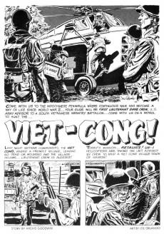 Extrait de Blazing Combat (Warren - 1965) -1- (sans titre)