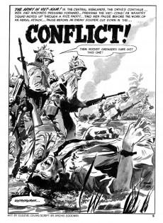 Extrait de Blazing Combat (Warren - 1965) -4- (sans titre)