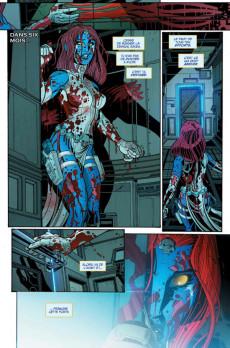Extrait de Wolverines (Marvel Deluxe) -2- Ne crains pas la mort