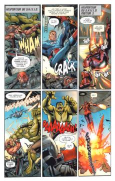 Extrait de Marvel Cinematic Universe  -5- Avengers Age of Ultron - Prélude