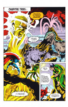 Extrait de Marvel Cinematic Universe  -6- Doctor Strange - Prélude