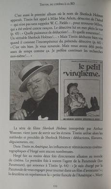 Extrait de (AUT) Hergé -196- Tintin du cinéma à la BD