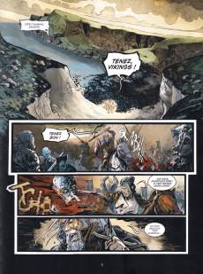 Extrait de Serpent Dieu -3- Les Mânes de Loki