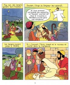 Extrait de L'Évangile pour les enfants - L'Évangile pour les enfants en bandes dessinées