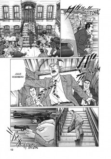 Extrait de The red rat in Hollywood -4- Tome 4