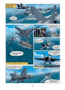 Extrait de Buck Danny -53a- Cobra noir