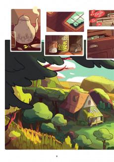 Extrait de Eli & Gaston - L'esprit de l'automne