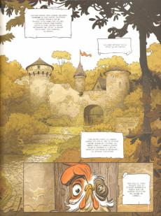 Extrait de Le château des Animaux -1TT- Miss Bengalore