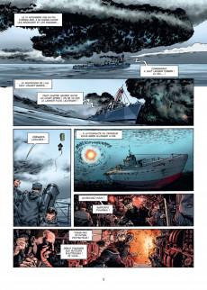 Extrait de Wunderwaffen Missions secrètes -1- Le U-Boot fantôme