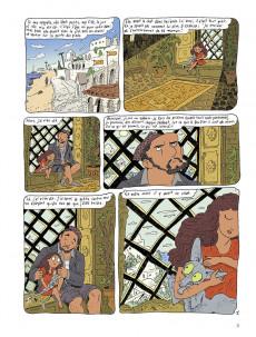Extrait de Le chat du Rabbin -9- La Reine de Shabbat