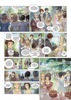 Extrait de Orgueil & préjugés (Aurore) -1- Les cinq filles de Mrs Bennet