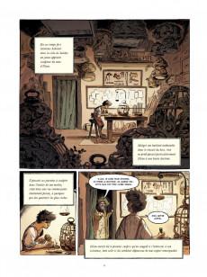 Extrait de Le boiseleur -1- Les mains d'Illian