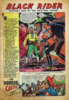 Extrait de Black Rider (Atlas - 1950) -14- The Tyrant of Texas!