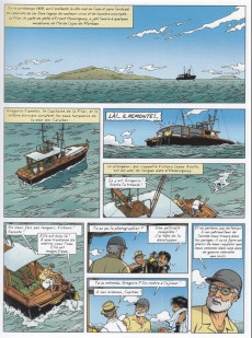 Extrait de Lefranc - La Collection (Hachette) -25- Cuba libre