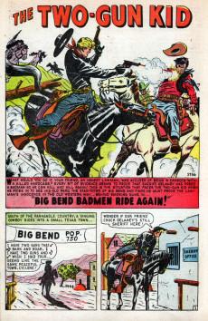 Extrait de All Winners (puis All-Western Winners et Western Winners) (Timely/Atlas/Marvel - 1948) -3- (sans titre)
