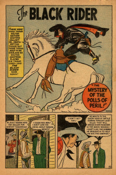 Extrait de All Winners (puis All-Western Winners et Western Winners) (Timely/Atlas/Marvel - 1948) -5- I Challenge the Army!