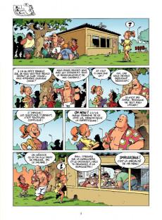 Extrait de Les rugbymen -10a2019- Les gars, ensemble, on est un groupe électrogène !