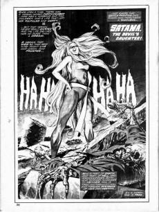 Extrait de Marvel Preview (Marvel comics - 1975) -7- Damnation waltz