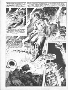 Extrait de Marvel Preview (Marvel comics - 1975) -9- Man-god!