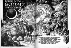 Extrait de Savage Sword of Conan The Barbarian (The) (1974) -8- Death-Song of Conan