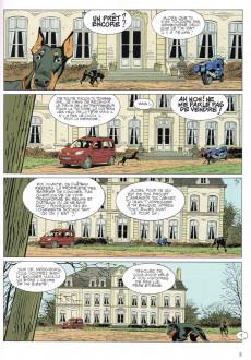 Extrait de Jérôme K. Jérôme Bloche -27- Contrefaçons