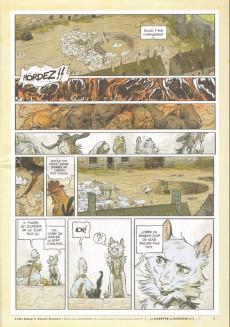 Extrait de Le château des Animaux -1a2018- La Gazette du Château n°1