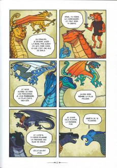 Extrait de Les royaumes de Feu -1- Tome un