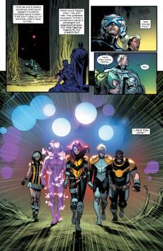 Extrait de House of X (Marvel comics - 2019) -5- Issue #2 - Society