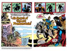 Extrait de Monster of Frankenstein (The) (Marvel - 1973) -6- Last of the Frankensteins!