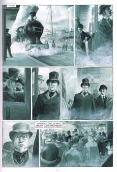 Extrait de Holmes (1854/†1891?) -5- Livre V : Le frère aîné