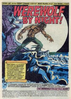 Extrait de Marvel Spotlight Vol 1 (1971) -3- The Thing in the Cellar!