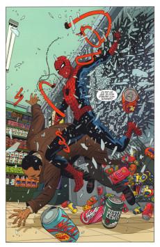 Extrait de Amazing Spider-Man (Marvel Legacy) -2- Fin de ligne