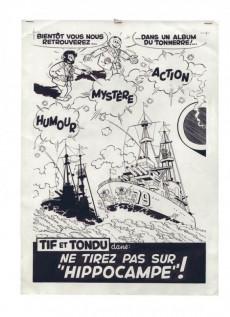 Extrait de Tif et Tondu -INT3- L'intégrale 1960 - 1961