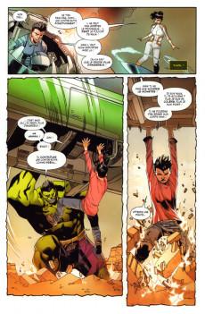 Extrait de Hulk : Retour sur la planète hulk